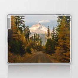 Autumn Mount Hood Scene Laptop & iPad Skin