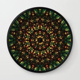 Mosaic 4g Wall Clock