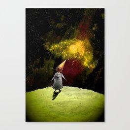 To Seek A Thousand Suns Canvas Print