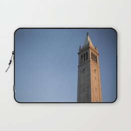 Campanile at Sunset in  UC Berkeley Laptop Sleeve