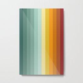 Pattern #0004 Metal Print