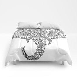 The Elephant Mask Comforters