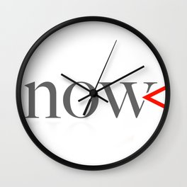 Know Wall Clock