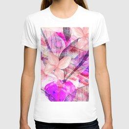 floral ink cmi T-shirt