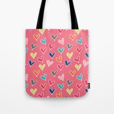 Blow Me One Last Kiss - Pink Tote Bag
