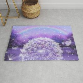 Purple Hope Rug