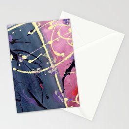 Fantasy Abstracts Stationery Cards
