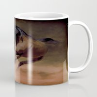pride Mugs featuring Pride by Robin Curtiss