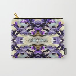 Life Of Bees  Carry-All Pouch
