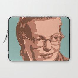 Shirley Jackson Laptop Sleeve