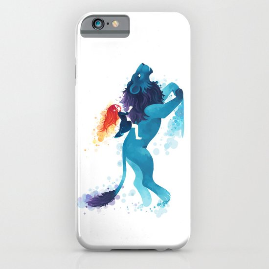 Lion Rider iPhone & iPod Case