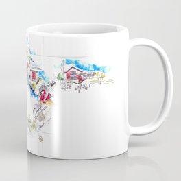 The Dutch Delta Coffee Mug