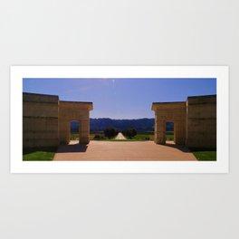 Opus One Art Print