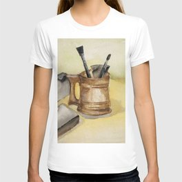 painting workshop T-shirt