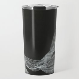Fabric Fish Travel Mug