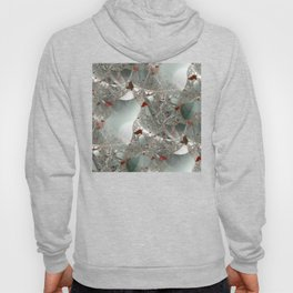 Tangled in the fractal mist Hoody