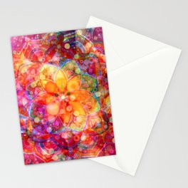Dreaming Lotus Stationery Cards