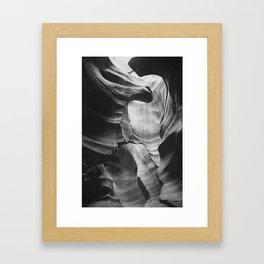 CAVERN Framed Art Print