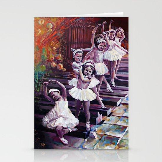 Satie Stationery Cards