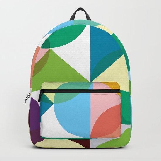 Geometric Pattern #3 Backpack