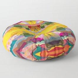 Infinity Road Floor Pillow