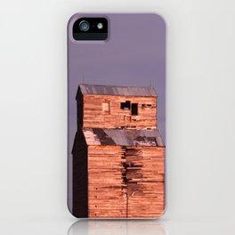 Comanche Sunset iPhone Case