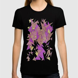 Abstract Edges #3 T-shirt