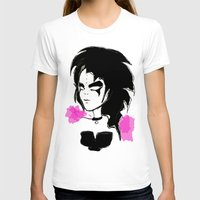 gothic T-shirts featuring gothic by Abraxas (luciana cabane)