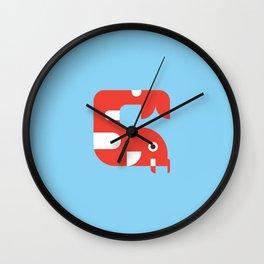 Japan Koi Wall Clock