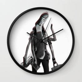 Build a Woman - Cut and Glue · Dizzy Miss Lizzy · Day Wall Clock