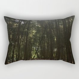 Magic Hour. Rushmere Country Park, Bedfordshire UK Rectangular Pillow