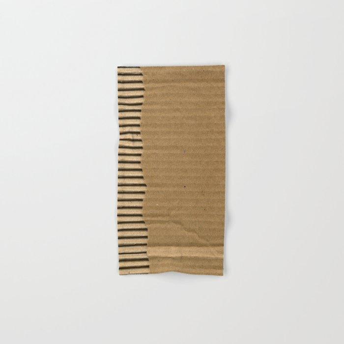 Cardboard Paper Hand & Bath Towel