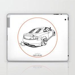 Crazy Car Art 0221 Laptop & iPad Skin