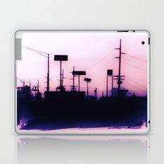 Minutia Island Laptop & iPad Skin