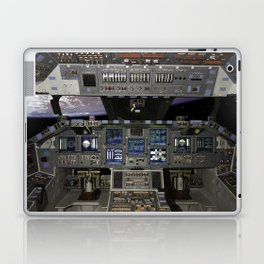 Space Shuttle NASA Laptop & iPad Skin