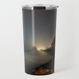 Neskowin Startrails Travel Mug