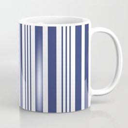 Sailor Blue Stripes 41 Coffee Mug