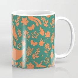 Finnish forest - Autumn colors Coffee Mug