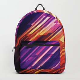 PONG - Pattern Backpack