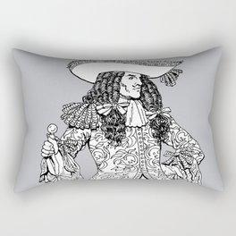 Spanish Explorer Rectangular Pillow