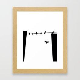 graphic 011 Framed Art Print