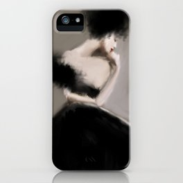 Couture Beauty iPhone Case