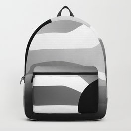 Grayed out Backpack