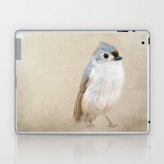 Bird Little Blue Laptop & iPad Skin