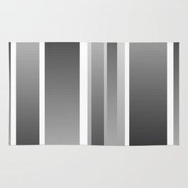 Color Black gray Rug