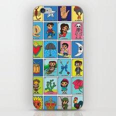 LOTERIA! iPhone & iPod Skin