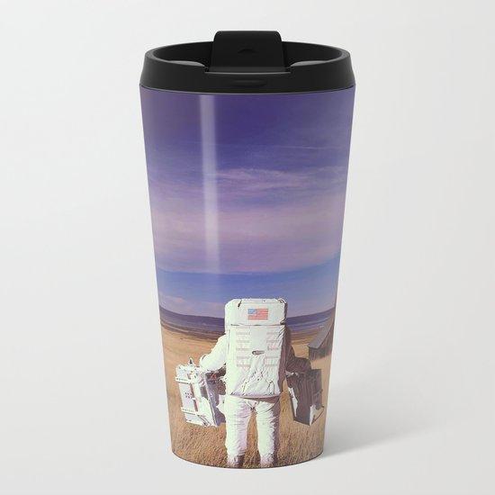 Visitor Metal Travel Mug