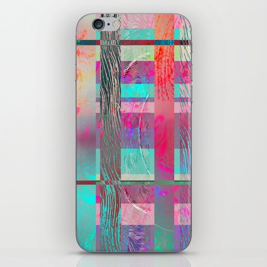 Graph collection 2 iPhone & iPod Skin