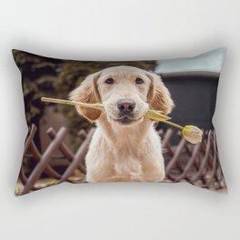 DOG PRINT, DOG Photography, Nursery Animal Print, Dog Printables, Animal Poster, Dog Wall Art, Printable Wall Art, Nursery Decor Rectangular Pillow