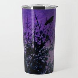 Raven Sentinel Travel Mug
